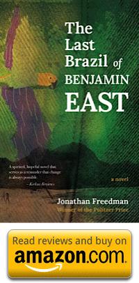 Buy The Last Brazil of Benjamin East on Amazon